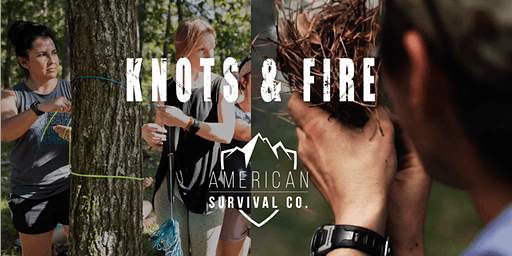 Know Your Knots and Fire Starters: Intro to Bow Drill - FL