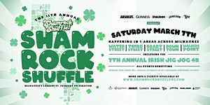 11th Annual Shamrock Shuffle - WALKERS POINT