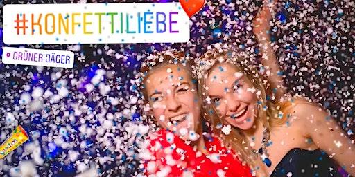 KONFETTIliebe Party, 90er & 2000er * 18.01.20, Grüner Jäger, Hamburg