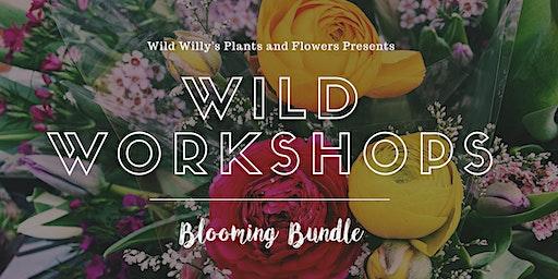Wild Workshop: Winter Blooming Bundle (Mondays)