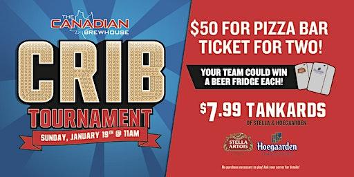Downtown Edmonton Crib Tournament!