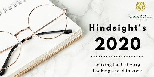 Carroll Financial's 2020 Market Update - Hindsight's 2020