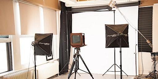 Studio Lighting Workshop with Jason Dailey