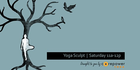 Copy of Free Yoga - Core Power Yoga Sculpt tickets