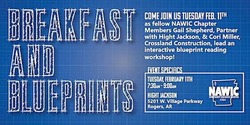 NAWIC NWA - Breakfast & Blueprints