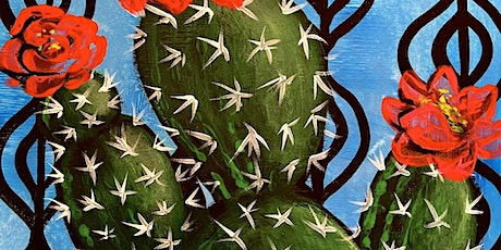 Electric Cactus PAINT N' SIP! tickets