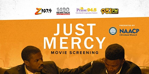 MLK Day Just Mercy Movie - Private Screening