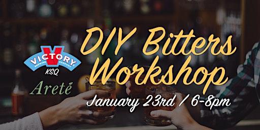 DIY Bitters Workshop