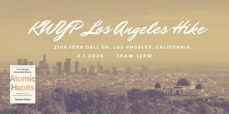 KWYP LA's Griffith Observatory Hike + Book Club tickets