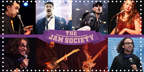 The Jam Society tickets