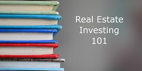 Real Estate Investor 101 Class tickets