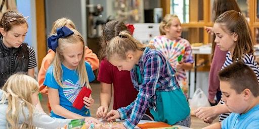 Homeschool Program:  Rocks to Painting