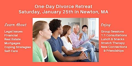 One-Day Divorce Retreat - Newton, MA tickets