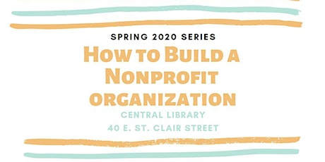 Developing and Managing Effective Nonprofit Boards tickets