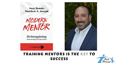 Modern Mentor: Reimagining Mentorship in Education Talk & Book Signing