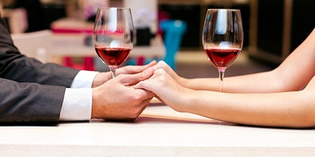 Romantic Valentine Dinner for Two tickets