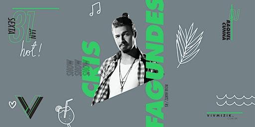 VIV Mizik - Show Cris Fagundes