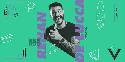 VIV Mizik - Show Inédito Renan De Lucca