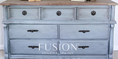 Furniture Painting 101