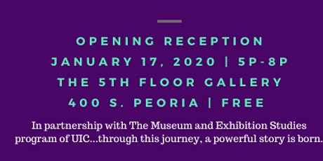 TRANSITION: a UIC Spring Exhibit tickets