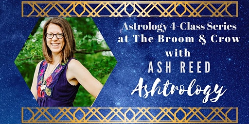 Astrology 4-Class Series