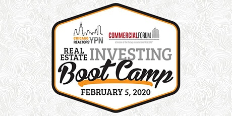 Real Estate Investing Bootcamp tickets