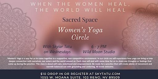 Sacred Space - Women's Yoga Circle