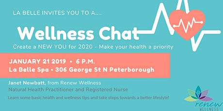 Wellness Chat tickets