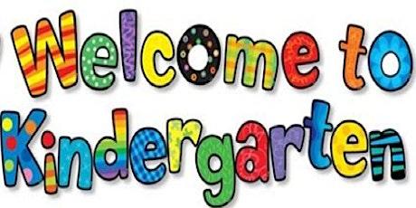 Free Annual Kindergarten Fair! tickets