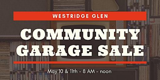 Westridge Glen Garage Sale