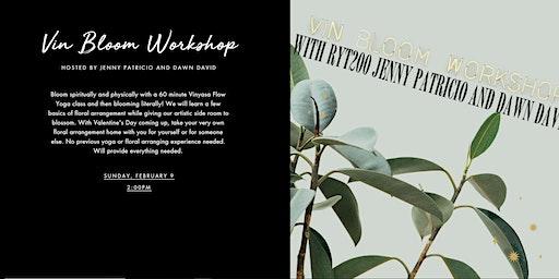 Vin Bloom Workshop