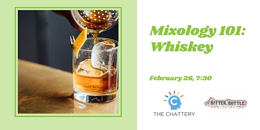 Mixology 101: Whiskey