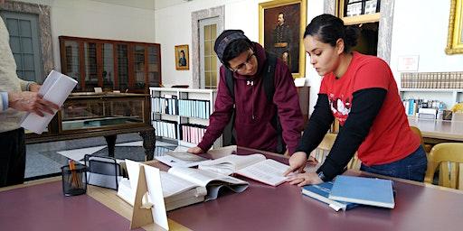 History Fair PALOOZA @ Harold Washington Library Center 2020
