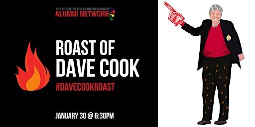WCEAN Presents: Roast of Dave Cook