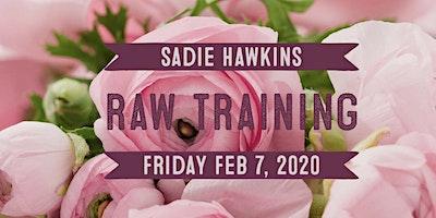 SADIE HAWKINS WOD EVENT 2020