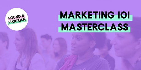 MARKETING MASTERCLASS | learn how to market your business and attract your ideal clients | London tickets
