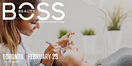 Beauty Boss Business Leadership Course