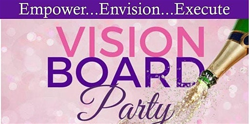 Business Vision Board Party