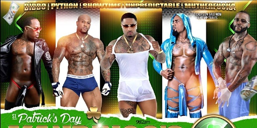 "It's Showtime Everybody Presents... ""The St. Patrick's Day Mandingo Party"""