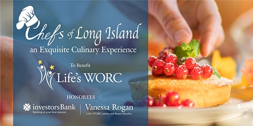 Chefs of Long Island Food & Wine Tasting and Exquisite Culinary Experience