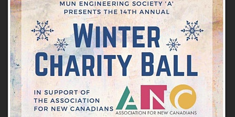 MUN Engineering Society A Presents: 14th Annual Winter Charity Ball tickets