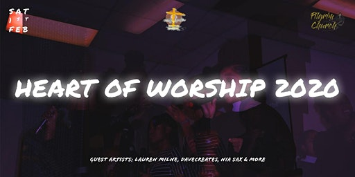 Heart Of Worship Youth Concert (Fundraiser)