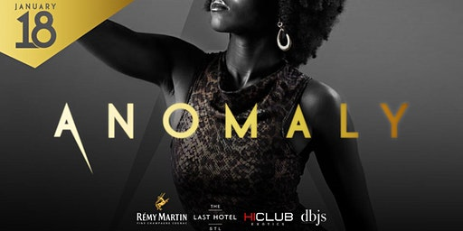 Anomaly | Runway Fashion  + Mixer Experience