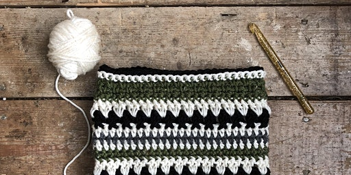 Learn to Crochet with Stitching Me Softly