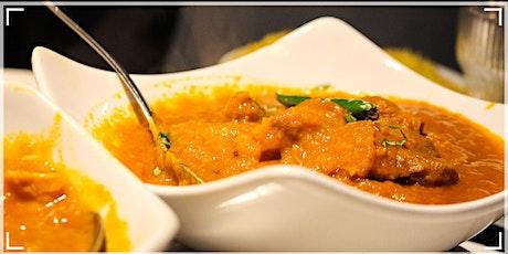 Curry Club @The Coast tickets