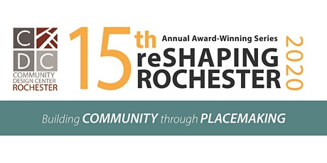 Reshaping Rochester Lecture with Jennifer Vey tickets