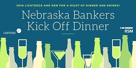 Nebraska Banker's Kick Off Dinner tickets