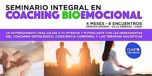 Seminario integral en Coaching BioEmocional