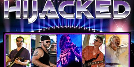 HIJACKED 80s anthem, 90s power rock and the best new dance rock! tickets