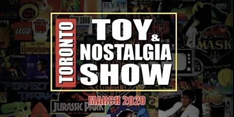 Toronto Toy & Nostalgia Show tickets